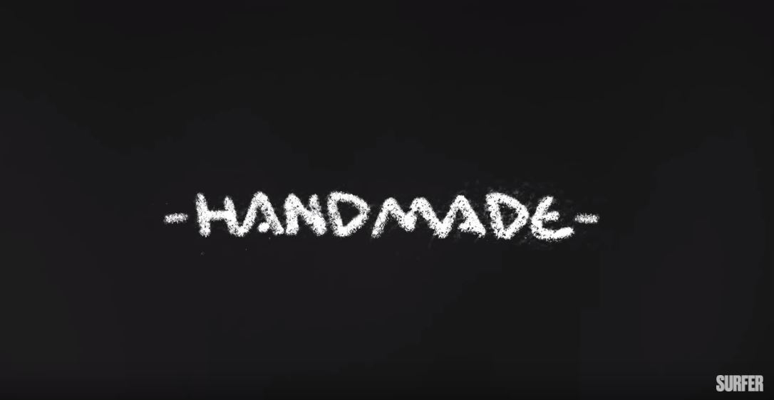 """Golightly Music Featured in """"Handmade"""" by Surfer Magazine - Original song """"Land Again"""" by Sean Golightly used in Surfer's mini-doc on DIY board shapers."""