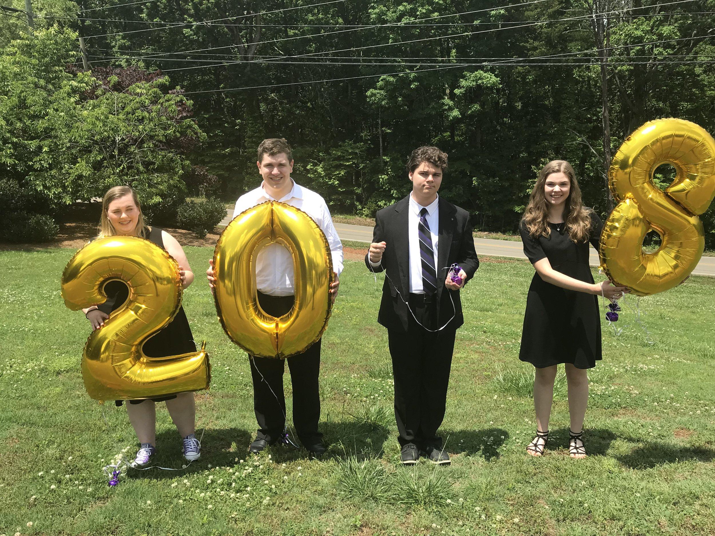 Class of 20?8
