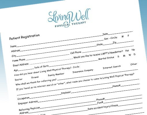 Click here to download Patient Registration Form