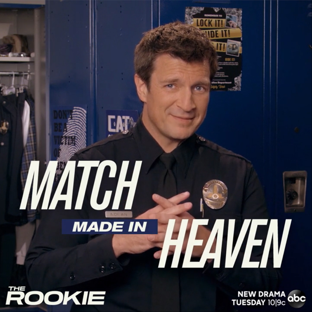 Jennifer Sneary, graphic design, The Rookie