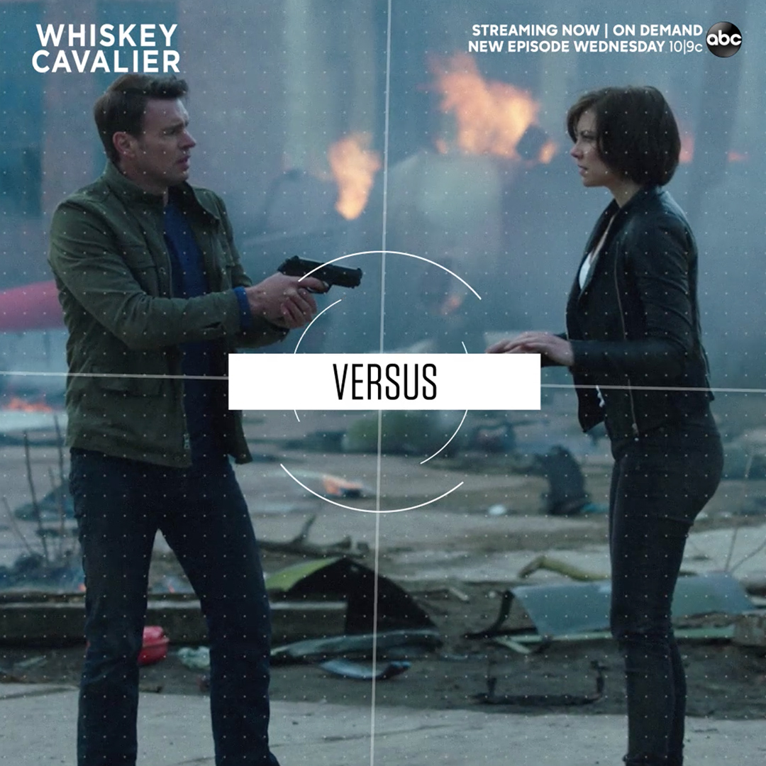 Jennifer Sneary, graphic design, Whiskey Cavalier ABC, social content