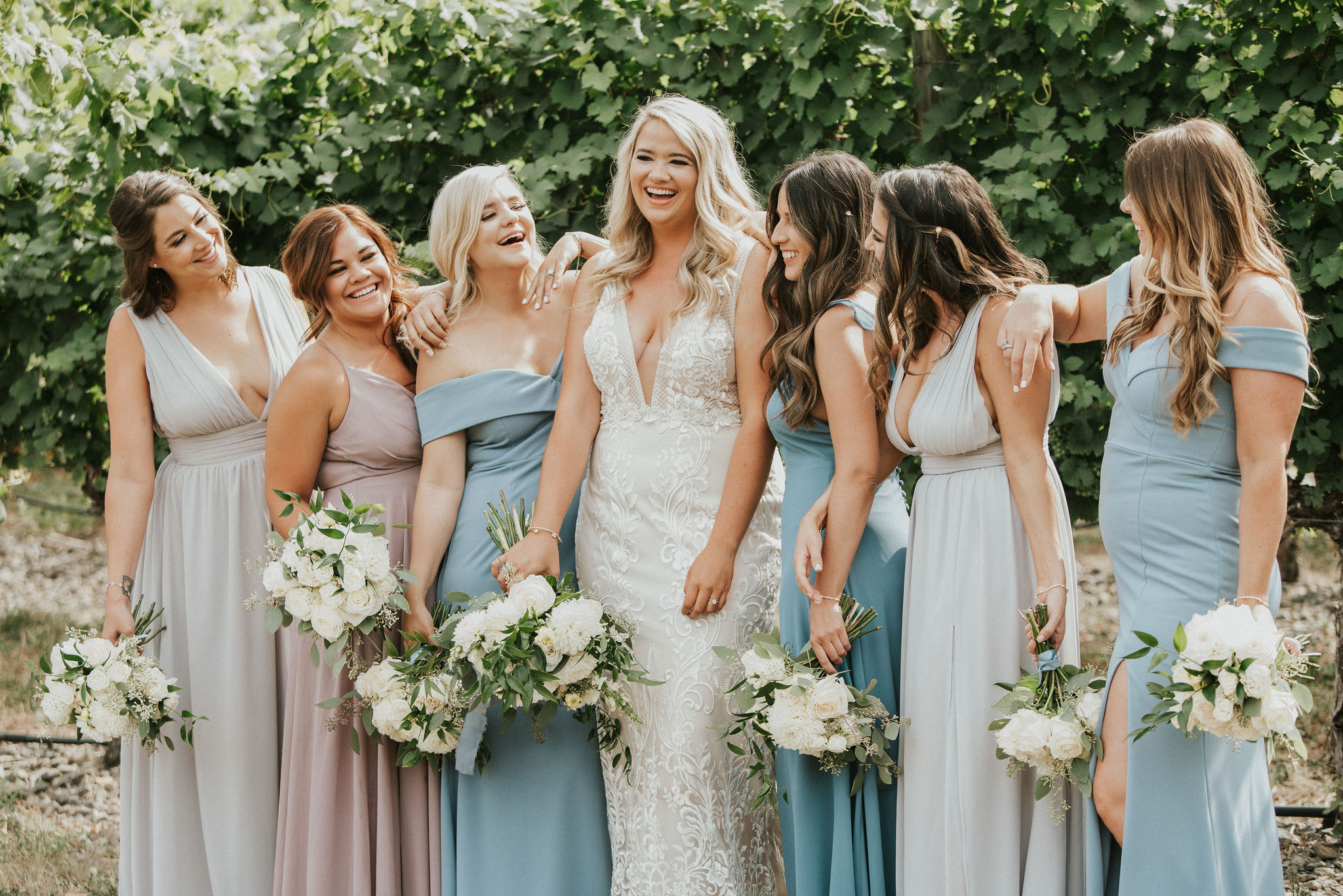 Bride tribe- Bouquets