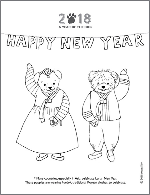 Download a coloring page!