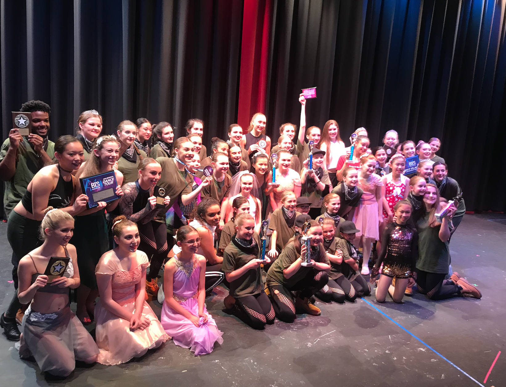 Dance to the Music's Annual Recital -