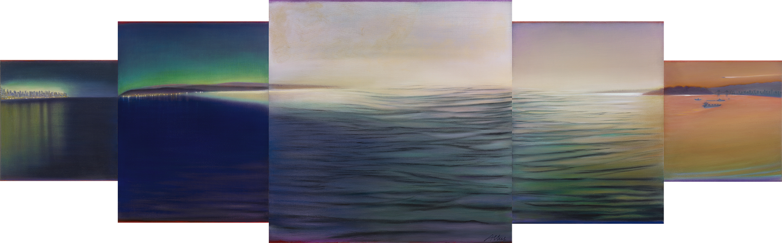 "BIG PACIFIC | 48"" x 156"" 