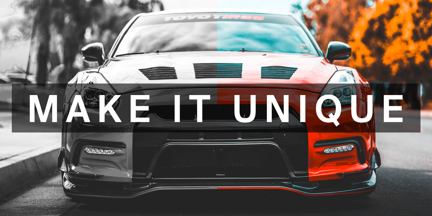 At Unique Auto Finishing we believe in quality over quantity. Our experts strive to exceed your wildest expectations with the ultimate goal of bringing the unique vision you have for you vehicle to life.
