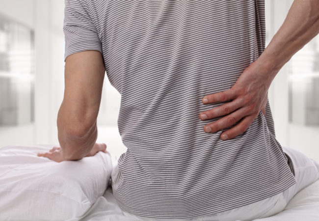 Acupuncture for back pain relief
