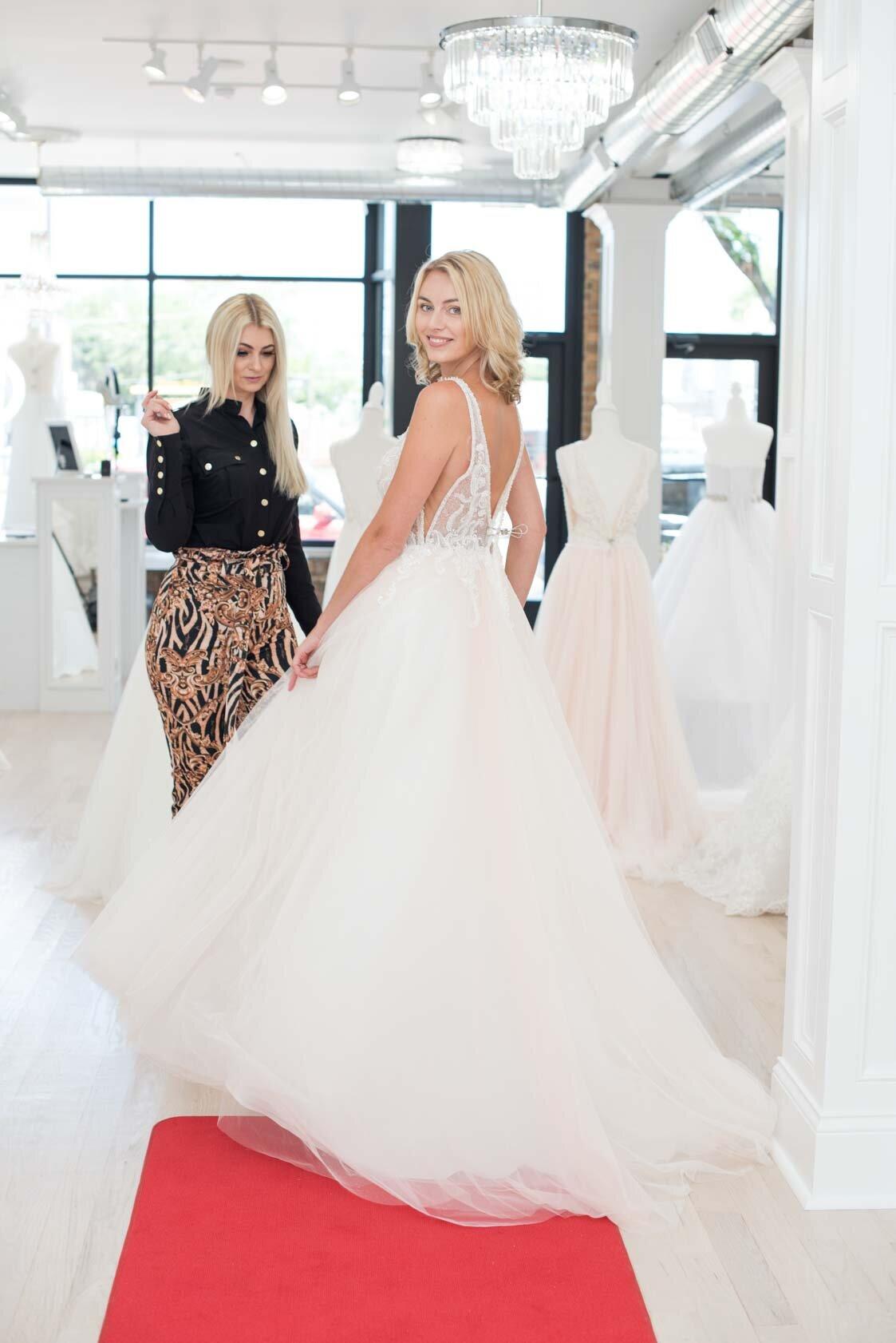 European Wedding Dresses Bridal Shop Bridal Store In Chicago