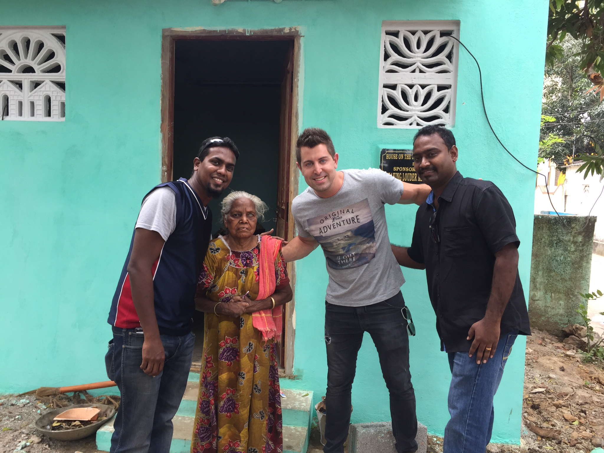 sound of HELP - Each year we aim to rebuild 4 homes in the region of Chennai with House on the Rock to provide a clean, sustainable living environment for families in need.Partnering with SEND Hope HIV+ Orphan Care to help meet the needs of children throughout India.