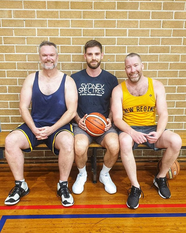 Three reasons to join Sydney Spectres training on Sunday 😍🏳️‍🌈🏀