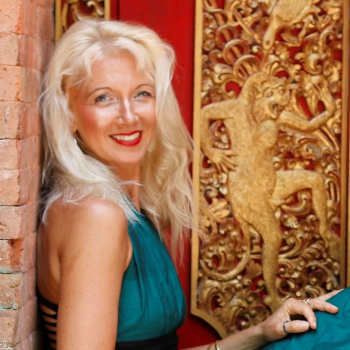 Nadine McNeil Universal Empress Bali Womens Circle testimonial