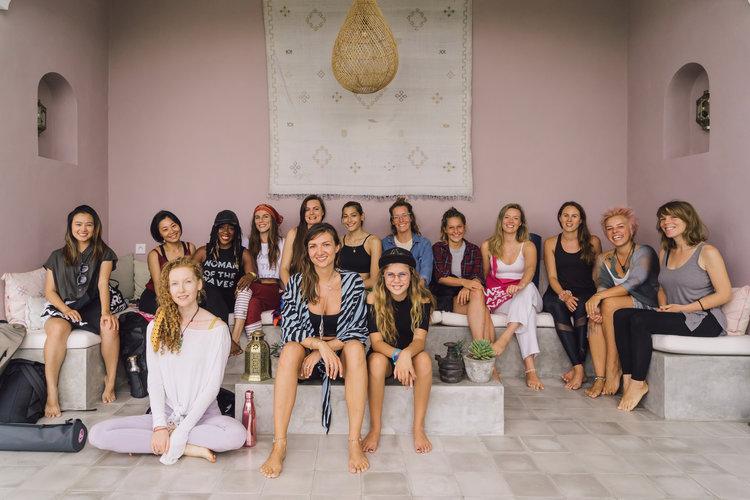 We Are Nativ Blog Sustainable Fashion event Bali Nadine McNeil