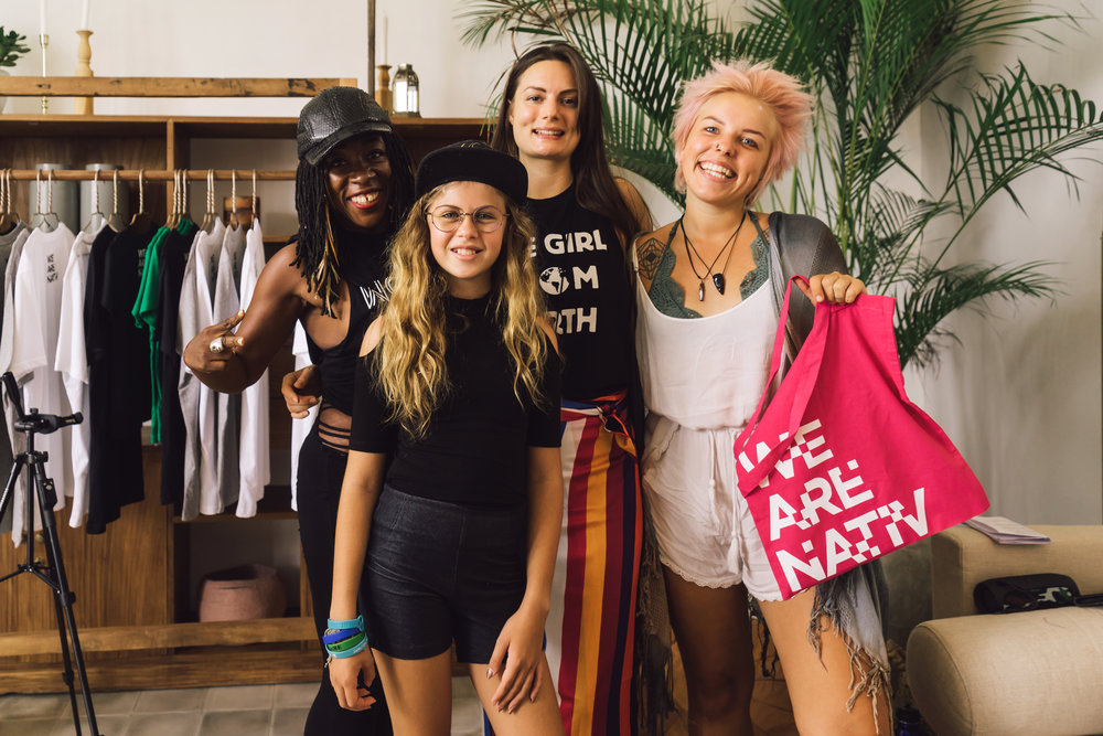 Nadine McNeil We Are Nativ Sustainable Conscious Fashion