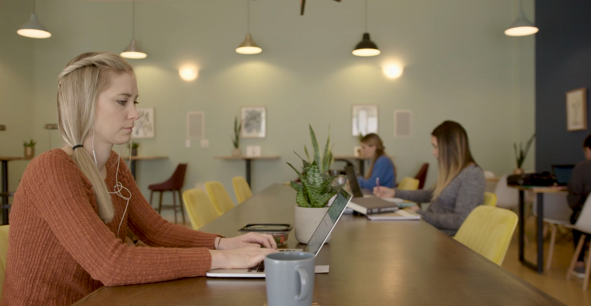Project: Poppy Coworking