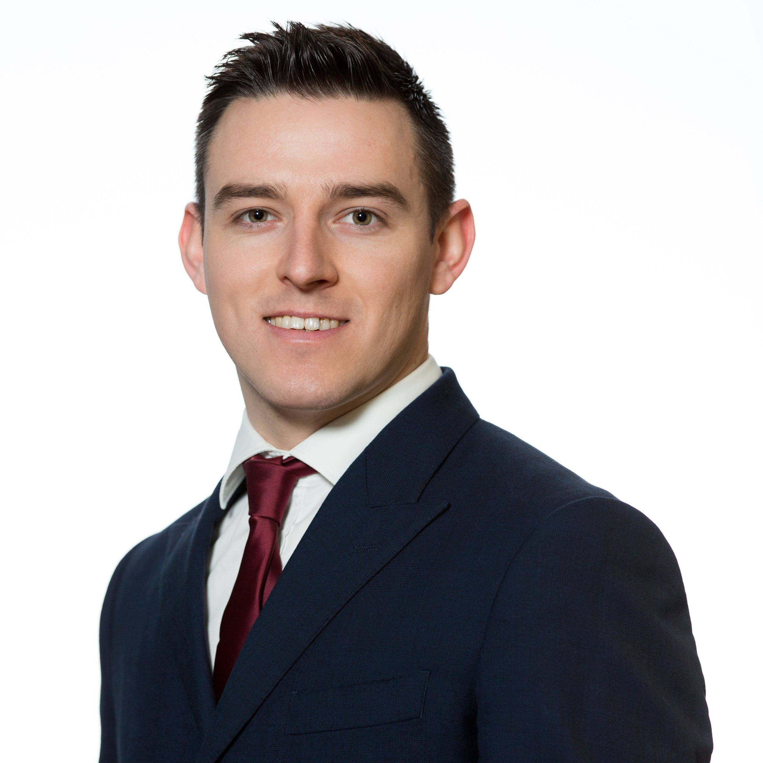 Colm Barry Associate Director