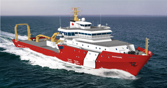 CANADA - OFFSHORE FISHERIES SCIENCE VESSEL (3)