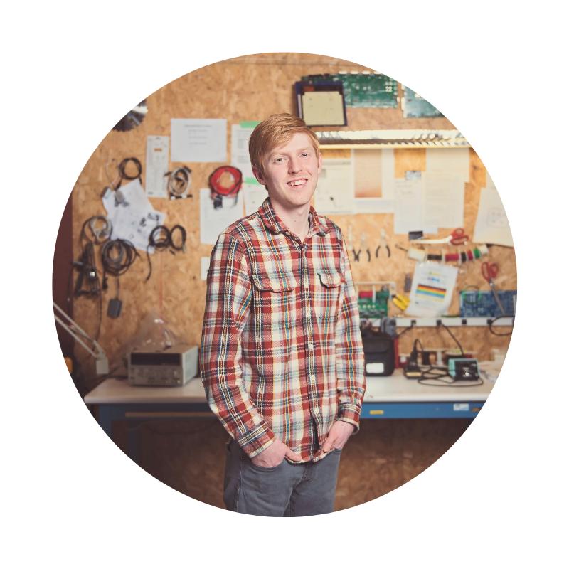 Colin Yetman - Simulator Technologist