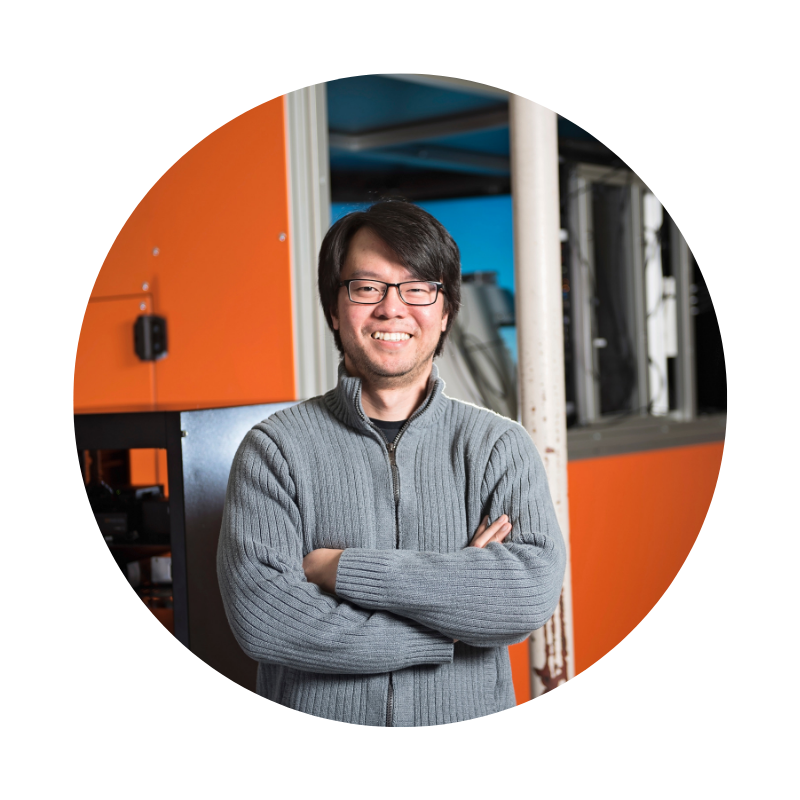 Hong Ngee Tay - Director of Product Development