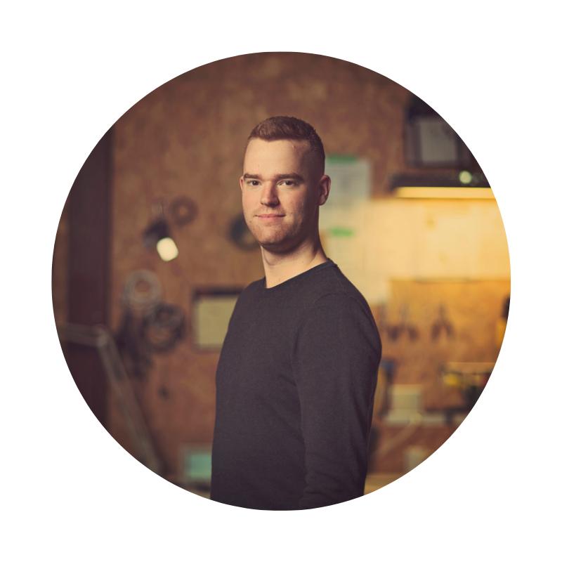 David Turner - Build Technologist