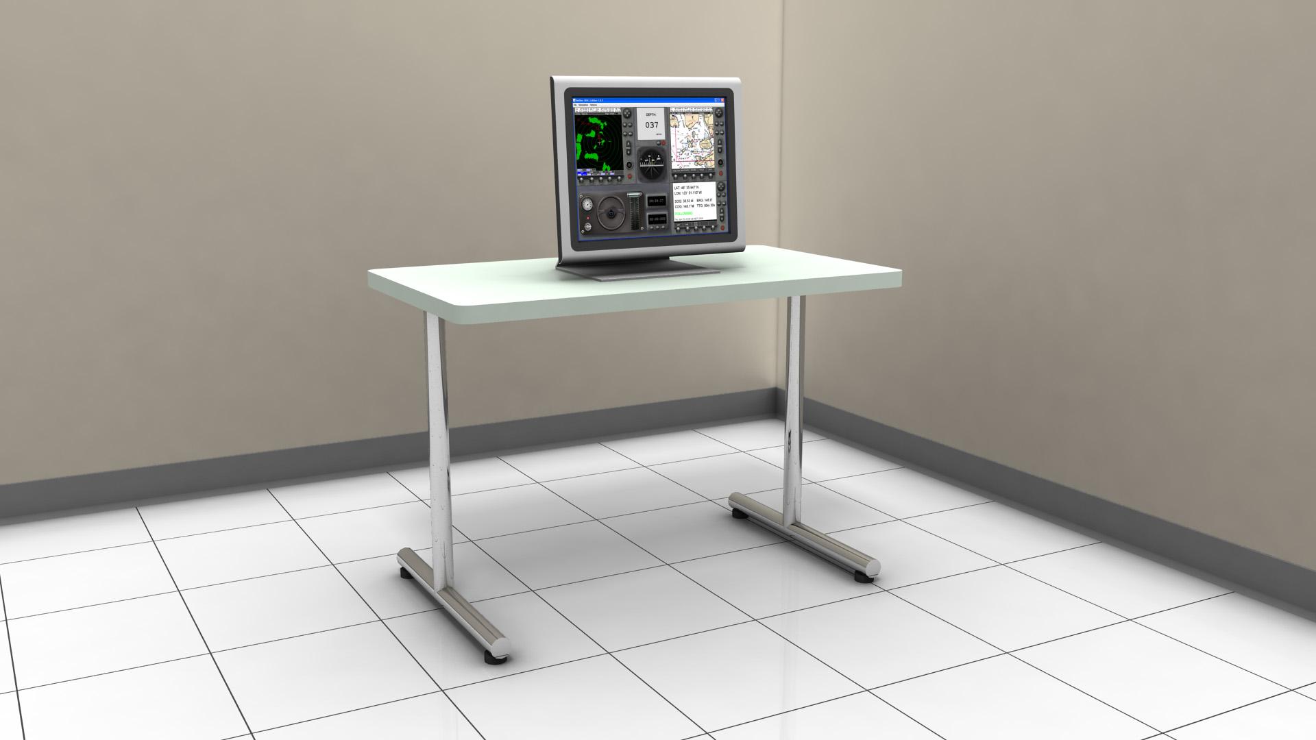 Simulated e-Navigation (SEN-L)