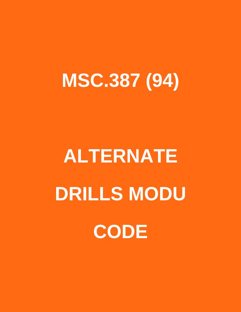 MSC.387 (94)