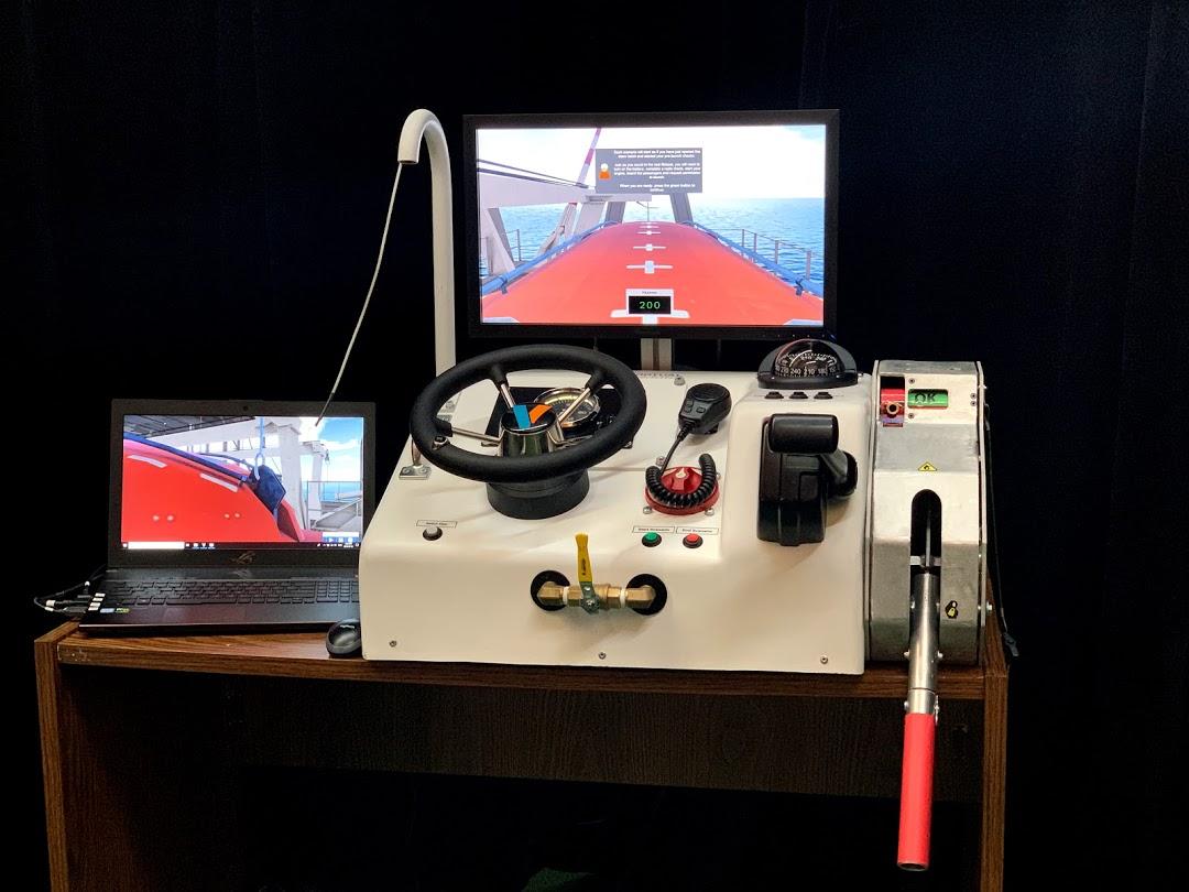 Virtual Reality Lifeboat