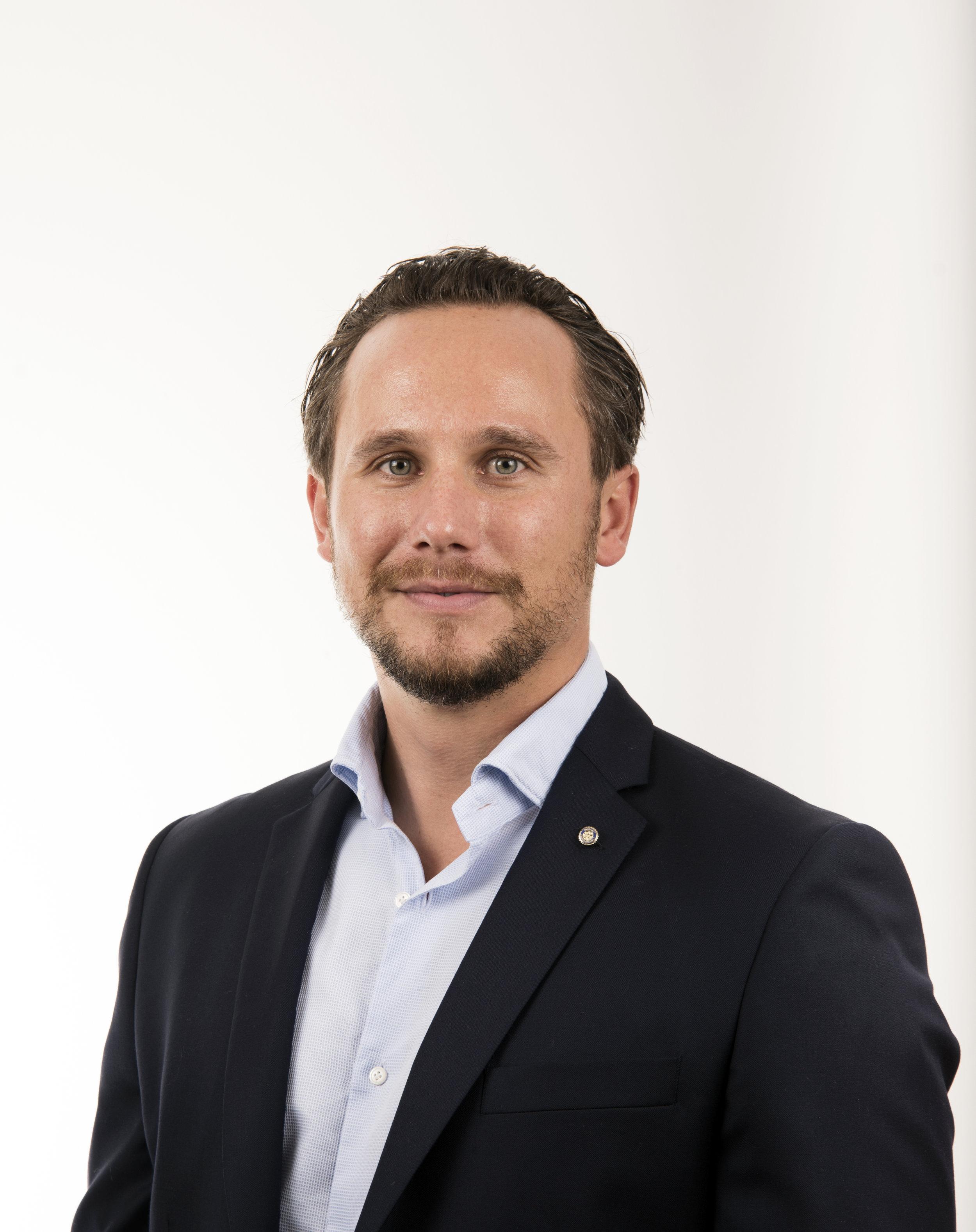 Patrik Lobe, CEO