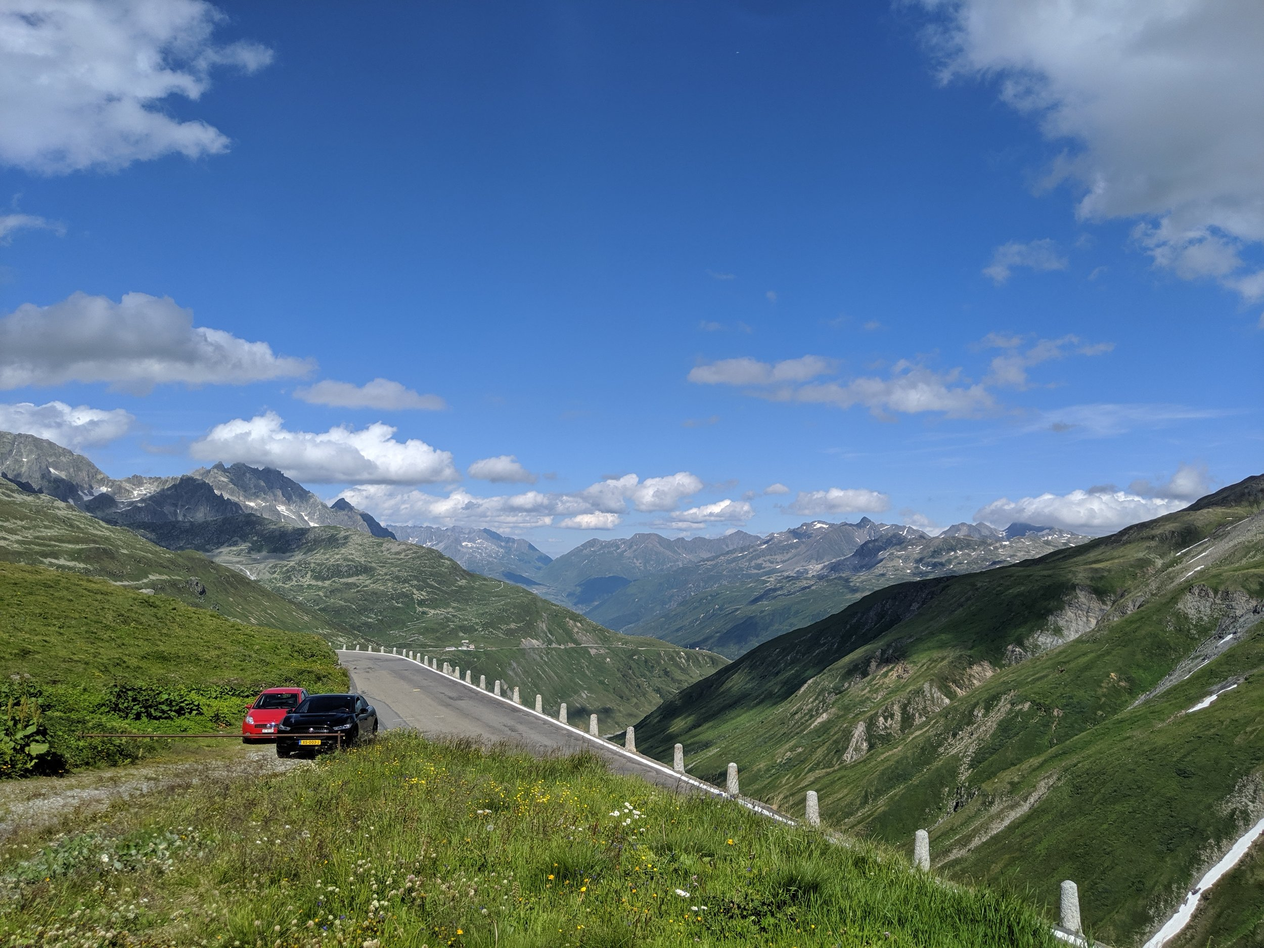 Welcome to Switzerland, climbing by EV.
