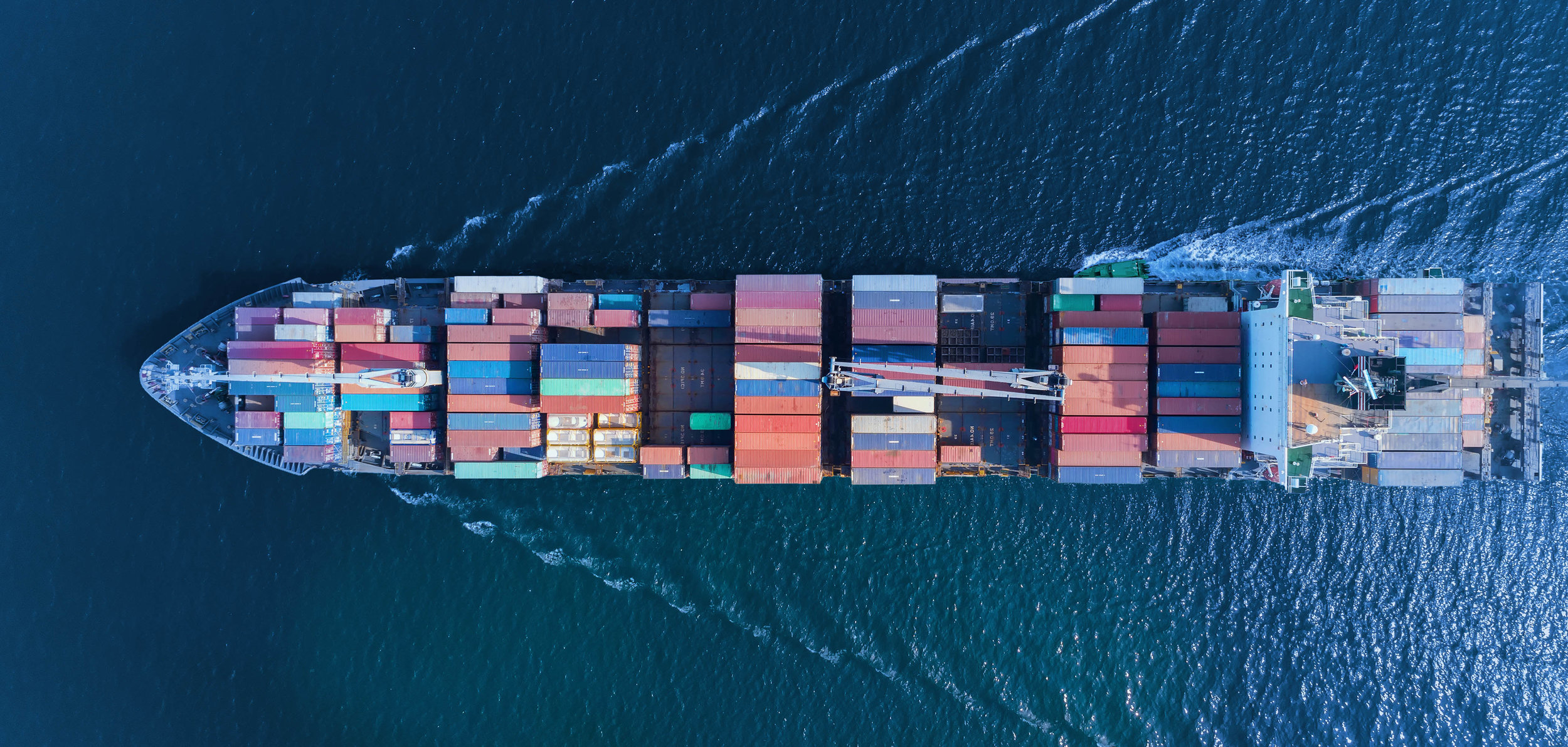 SEA FREIGHT — Container Shipping and Forwarding Services