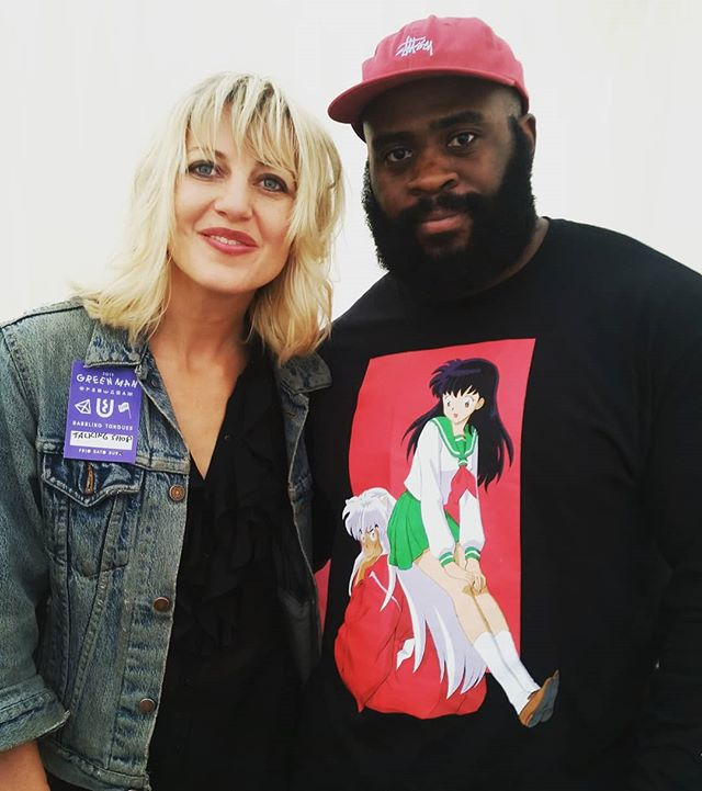 The Three Track Podcast LIVE @greenmanfest was so much fun! Thank you to @anaismitchell for being an amazing guest, @ladymissbarton for inviting us back, and all the lovely people  who came to the show! . . . . #music #vinyljunkie #vinyllover #vinylcollector #vinylclub #vinylcollection #vinyl  #recordnerd #vinylnerd #musicnerd  #musiclover #records #tracks #songs #song #recordcollection #podcast #musicpodcast #podcasting #nerd #comedians #comedy #standupcomedy  #thethreetrackpodcast #greenmanfestival #anaismitchell #hadestown