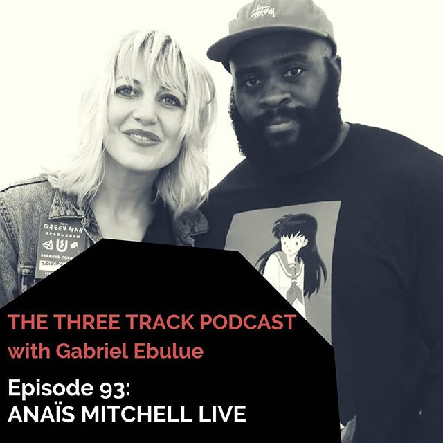 The latest episode of The Three Track Podcast is up. My guest this week is Tony Award-winning singer-songwriter Anaïs Mitchell.  In this episode, live from Green Man Festival, we talk about her love of folk music, her songwriting process, her musical Hadestown, and much more.  Listen via iTunes, Spotify and Stitcher. Link in my bio. Enjoy!  Track 1 – Gillian Welch – April The 14th (Part 1) Track 2 – Rickie Lee Jones – We Belong Together Track 3 – Randy Newman – Marie . .  #music #vinyljunkie #vinyllover #vinylcollector #vinylclub #vinylcollection #vinyl #recordnerd #vinylnerd #musicnerd #musiclover #records #tracks #songs #song #recordcollection #podcast #musicpodcast #podcasting #nerd #comedians #comedy #standupcomedy #thethreetrackpodcast #greenmanfestival #live #randynewman #anaismitchell