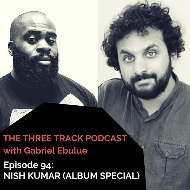 The latest episode of The Three Track Podcast is up. My guest this week is comedian Nish Kumar and it's a album special!  We get in-depth about Dear Science by TV On The Radio. Listen via Spotify, iTunes and Stitcher. Link in my bio. Enjoy! . . .  #music #vinyljunkie #vinyllover #vinylcollector #vinylclub #vinylcollection #vinyl #recordnerd #vinylnerd #musicnerd #musiclover #records #tracks #songs #song #recordcollection #podcast #musicpodcast #podcasting #nerd #comedians #comedy #standupcomedy #thethreetrackpodcast #tvontheradio #dearscience #indie #newyork #nishkumar