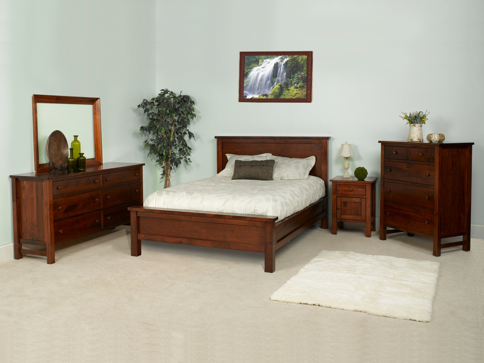 Cabin Creek Setting with Cabin Creek Bed.jpg
