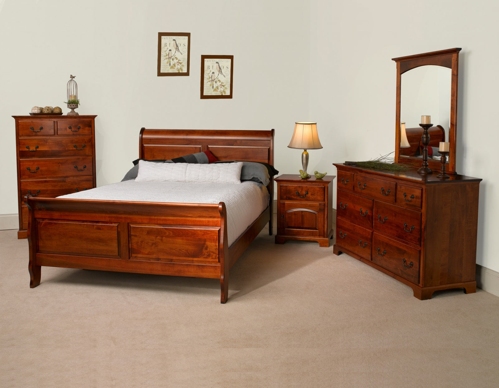 Sonora Setting with Sleigh Bed.jpg