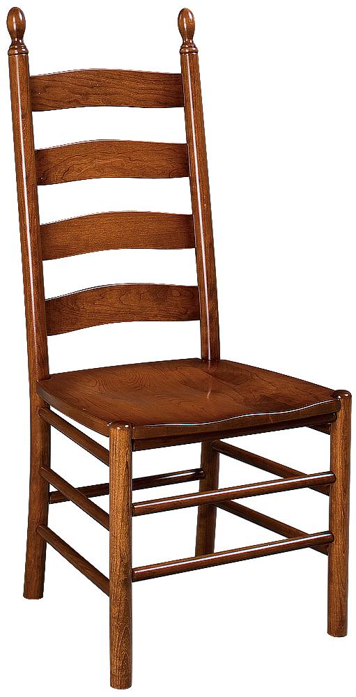 Shaker Ladderback Side Chair