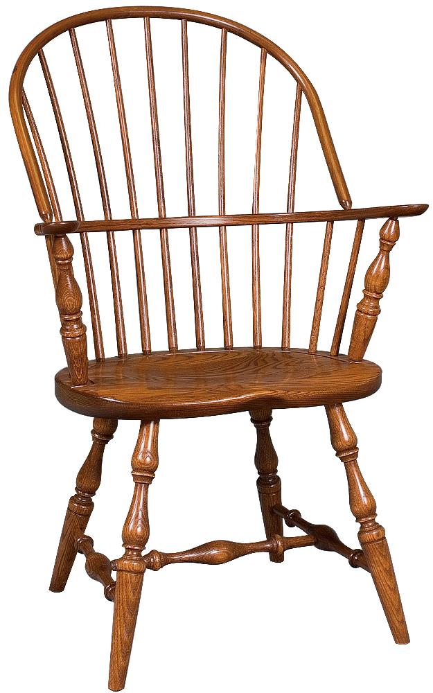 Classic Windsor Arm Chair
