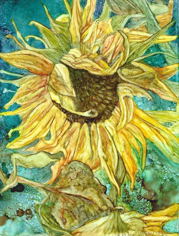 Maria-Hampton-2019-002-Sunflower-Alcohol-Ink.jpg