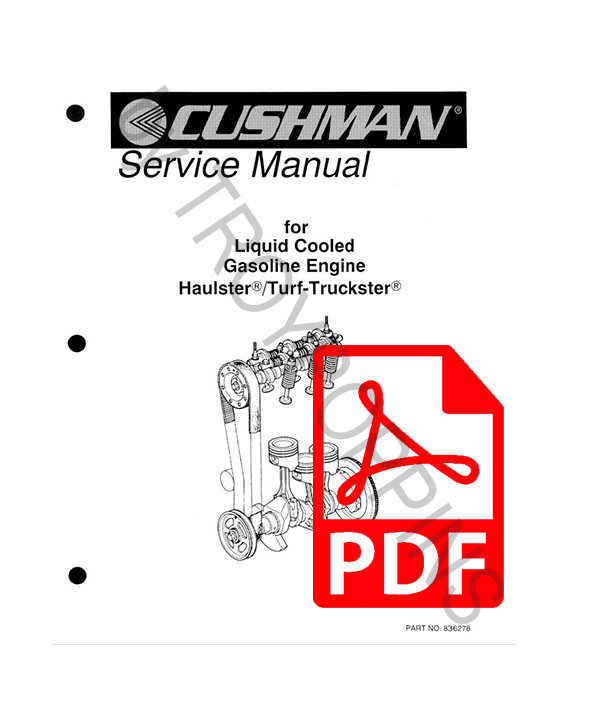 [GJFJ_338]  Cushman Manuals   X-TREMEDIST.COM — X-TREME DISTRIBUTING, LLC.   Cushman 898322 Wiring Diagram      x-treme distributing, llc.