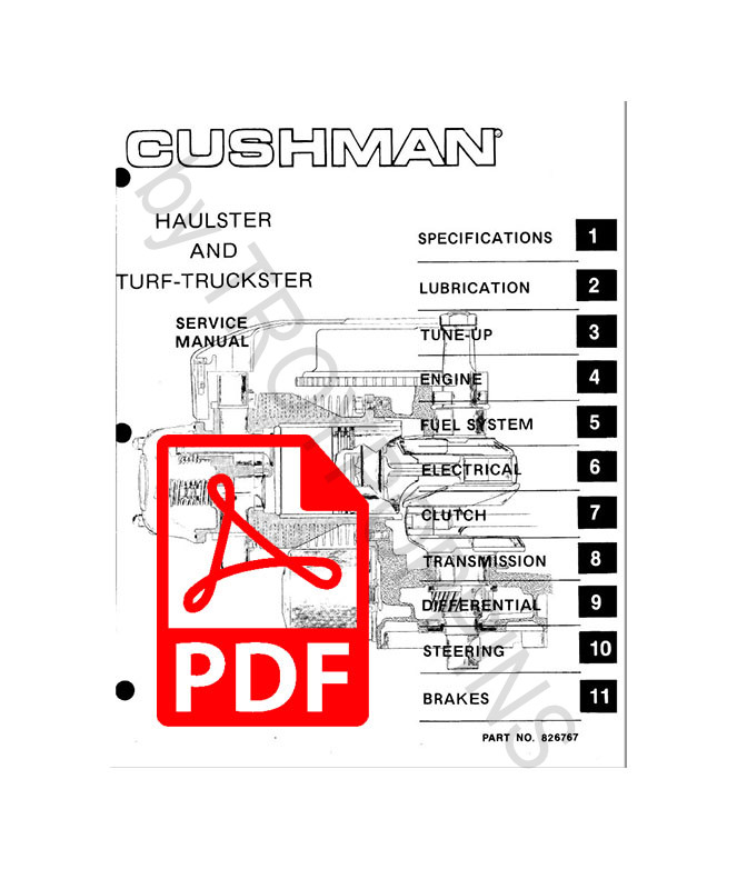 [CSDW_4250]   Cushman Manuals   X-TREMEDIST.COM — X-TREME DISTRIBUTING, LLC.   Cushman 898322 Wiring Diagram      x-treme distributing, llc.