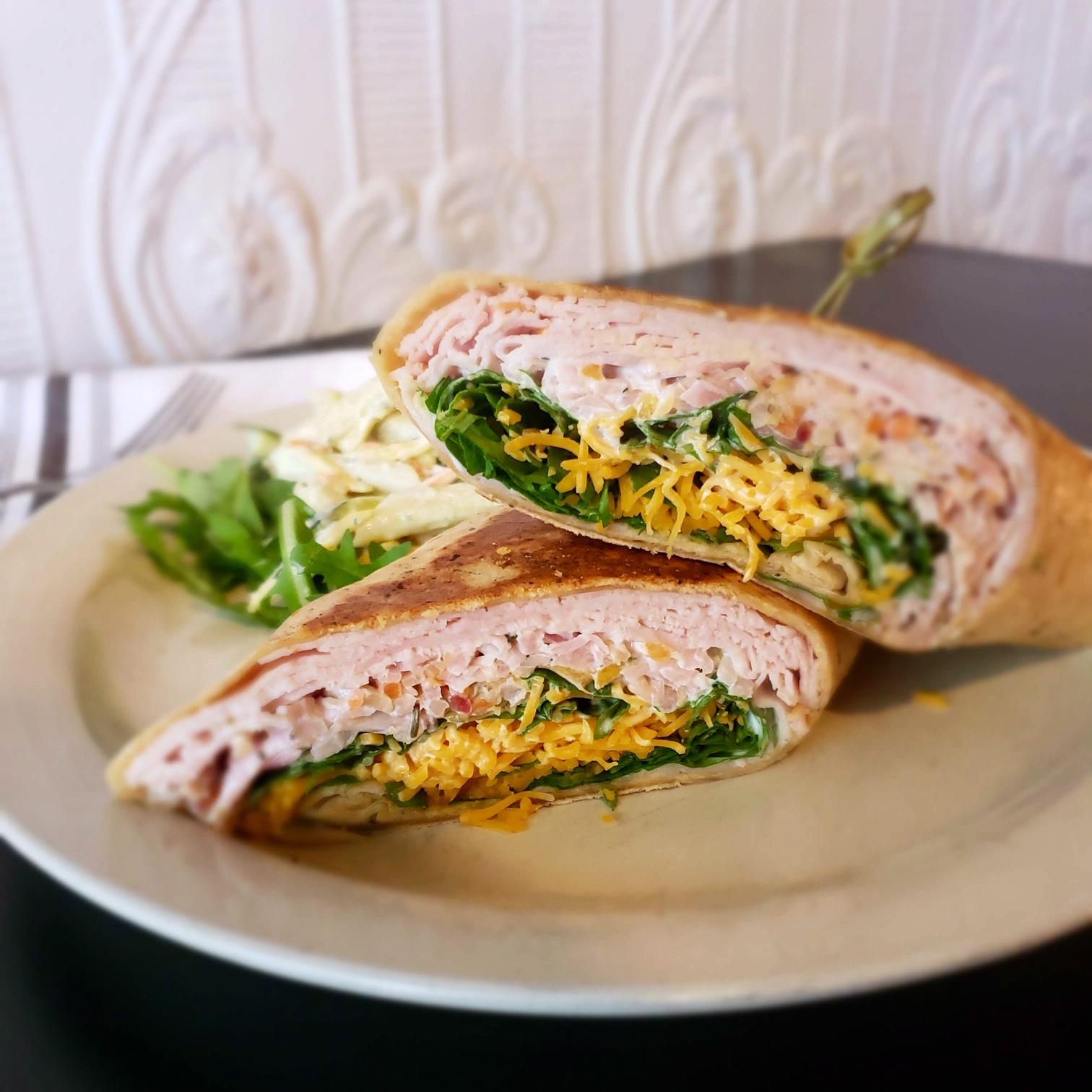 turkey-wrap-lunch-holland-waverly-stone