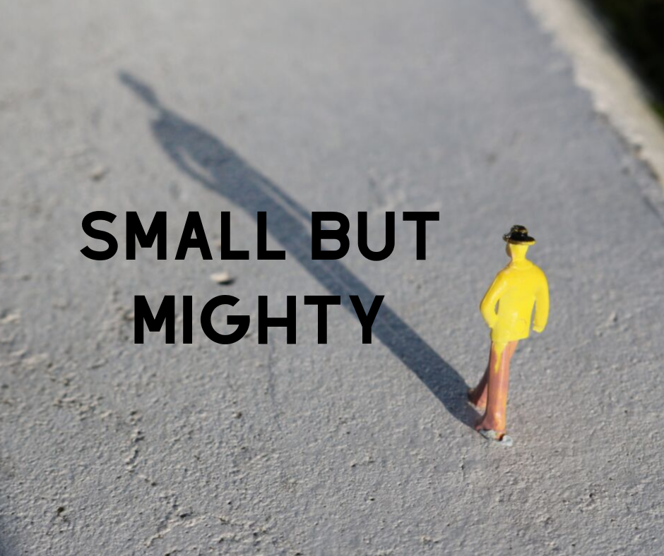Small But Mighty
