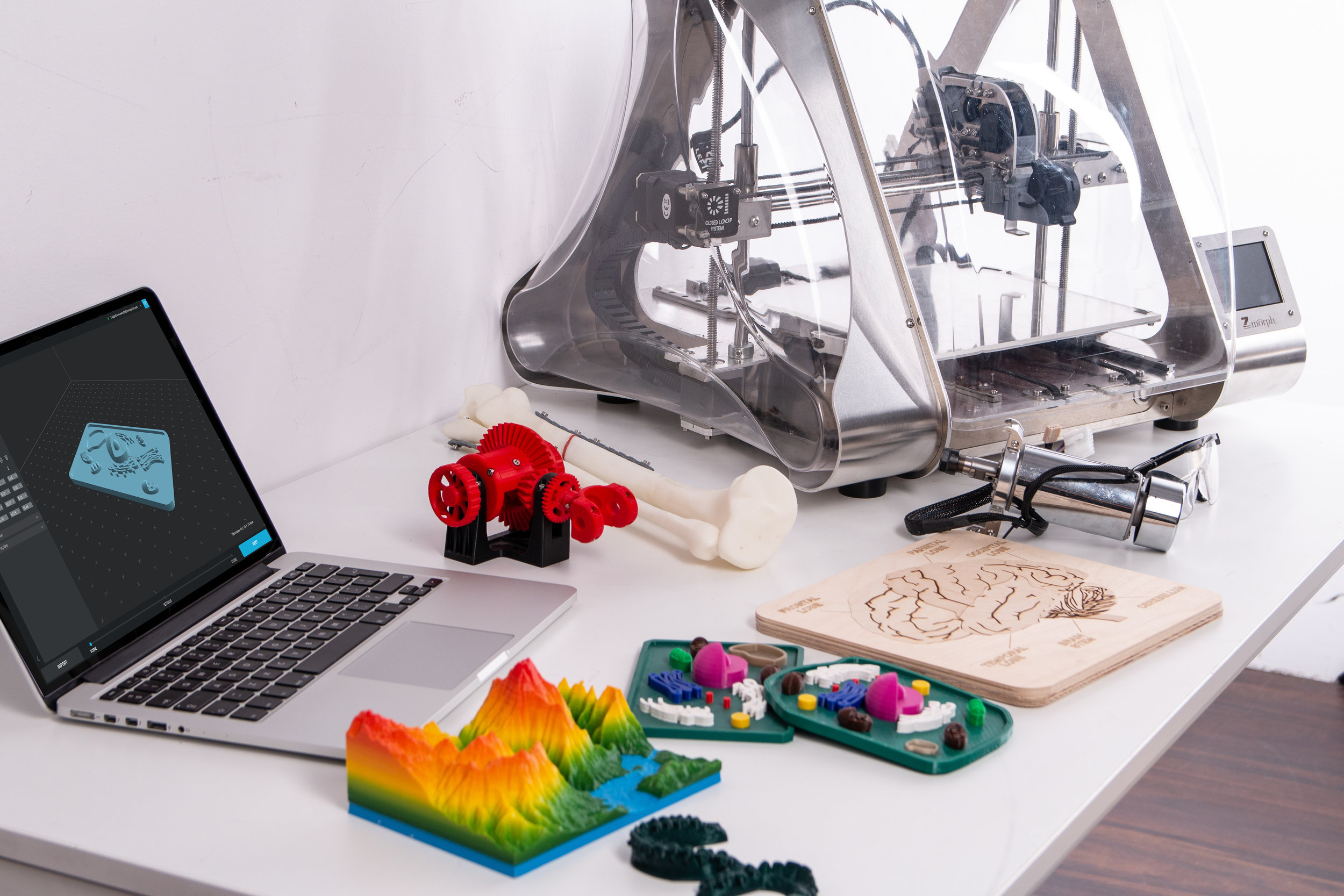 How are the Dolls Made? - A look inside 3D modeling and 3D printing