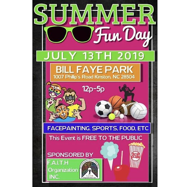📣Join Us Our #summerfunday2019🌞🙌 Event is Free! WHO WANTS TO COME? #food🍔🌭🍪🍛 #Games⚽️🥎🏸⚽️