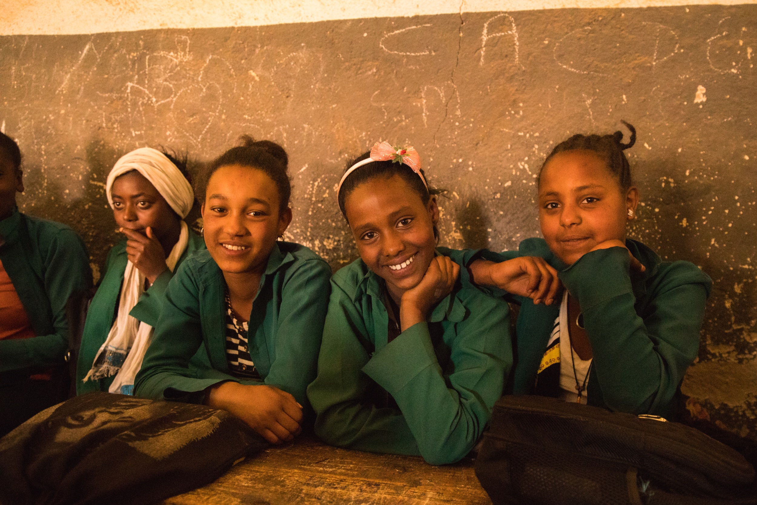 Education Ethiopian Girls GGRF
