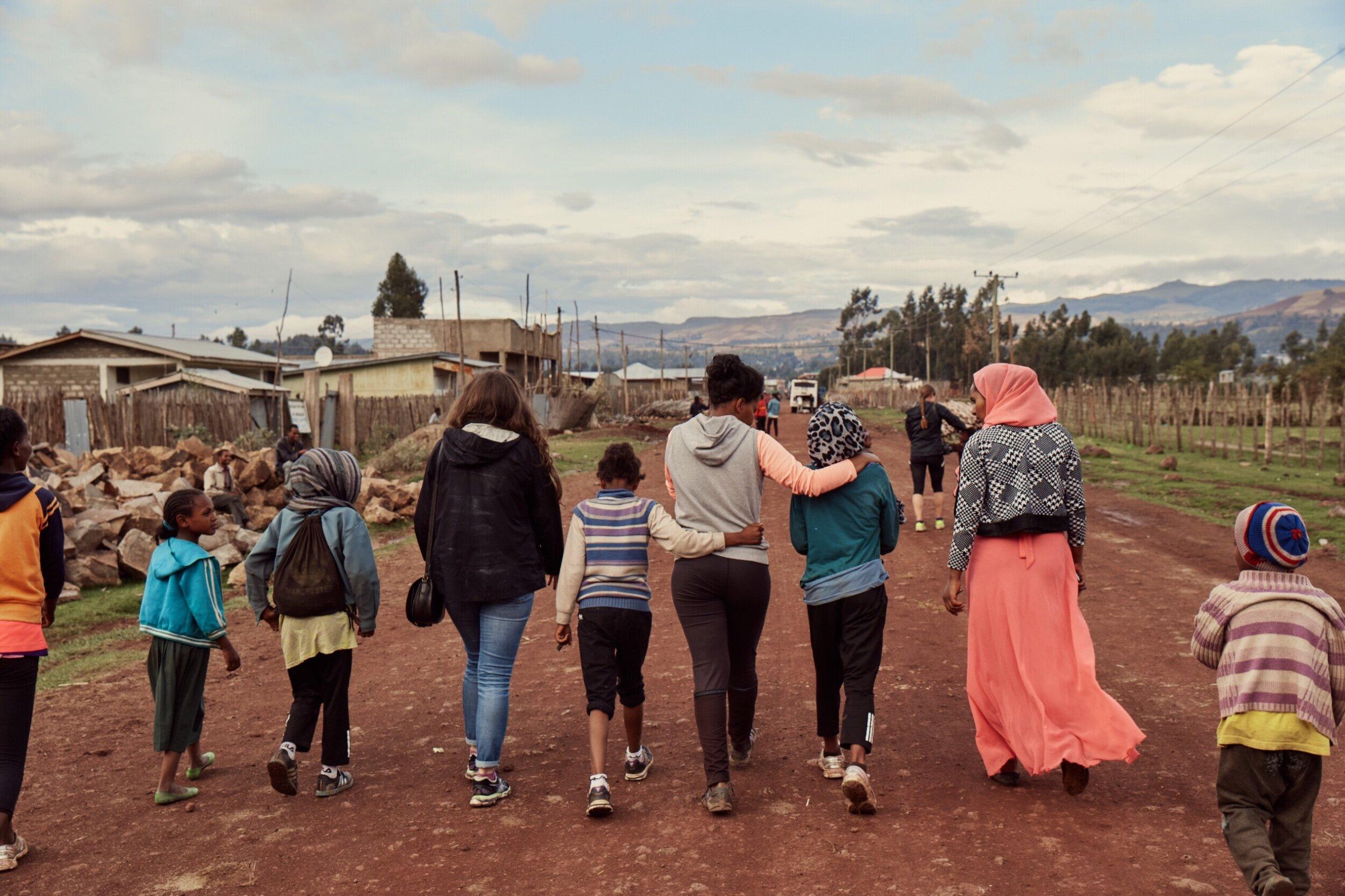GGRF Team. Empowering Ethiopian Women