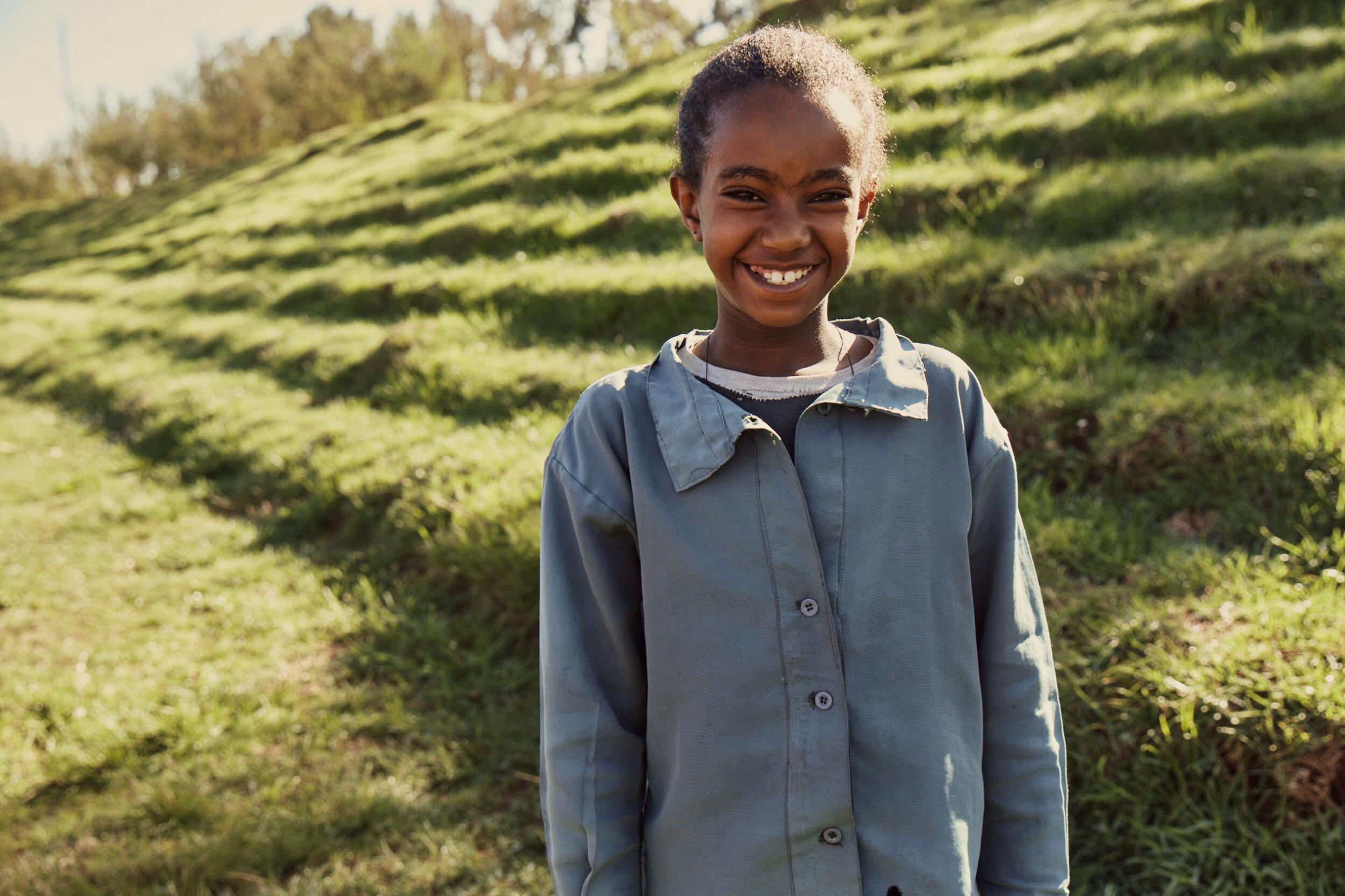 Help Ethiopian girls get educated