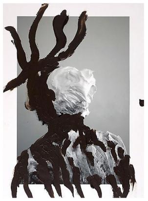 Shaman 39,  2006  Archival pigment print // 18 x 13 in