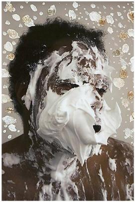 Shaman 12,  2005  Archival pigment print // 15 x 10 in