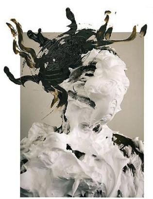 Shaman 10,  2005  Archival pigment print // 17 x 18 in