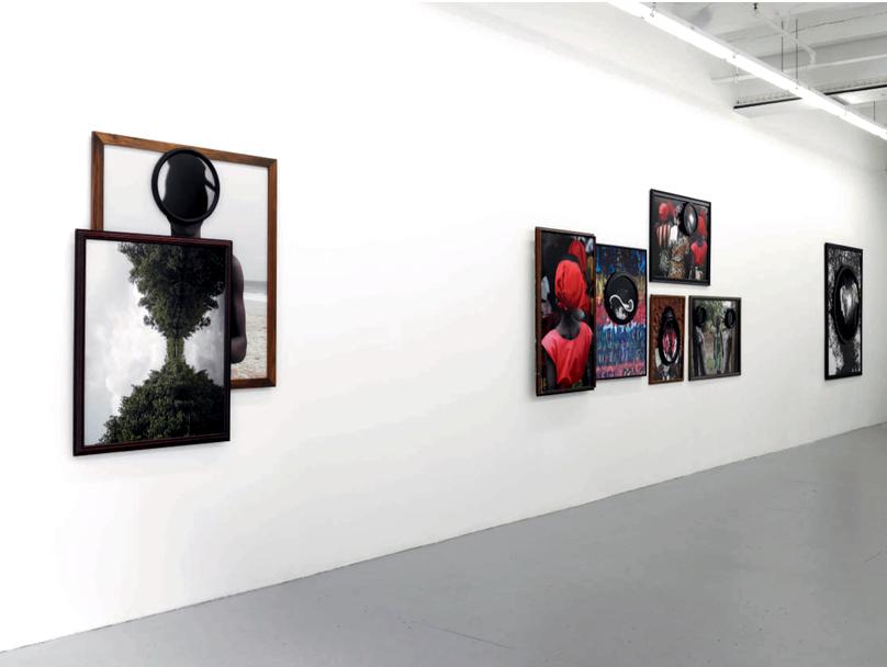 Samson Gallery, installation view